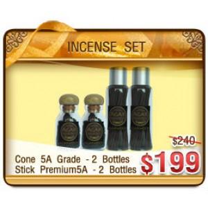 Promotion Incense Set