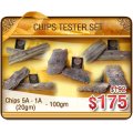 Promotion Chips Tester Set