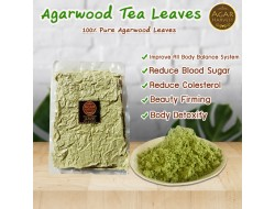 Agar Tea Leaves (Dry&Grind)