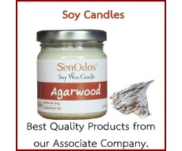 Scented Soy Candles
