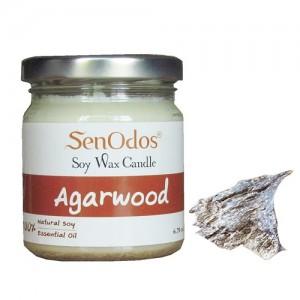 Agarwood Soy Candle 190g