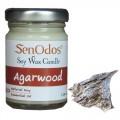 Agarwood Soy Candle 45g