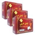 Charcoal for Burner for Hookah Shisha Baraku 3 Box