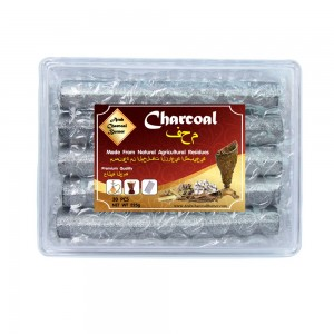 Arab Charcoal Burner Charcoal for Burner for Agarwood 1 Box