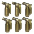 Jet Torch Lighter Gasoline 6 PCS.