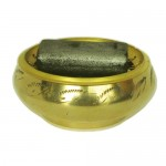 Brass Charcoal Burner Incense Pot
