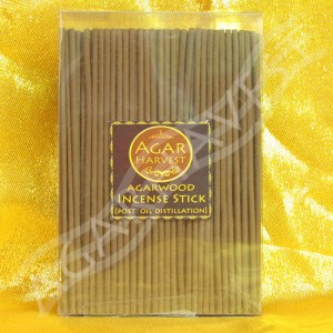 Agarwood Incense Stick (Post Oil Distillation)