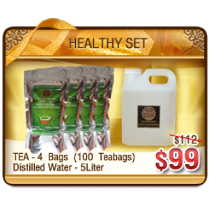 Promotion Healthy Set