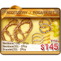 Promotion Accessory / Rosary Set