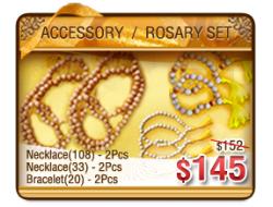 Accessory / Rosary Set