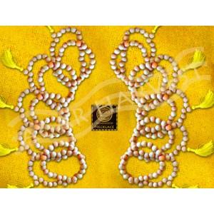 Agarwood Beads (33) Necklace [Various Size] 50unit
