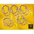 Agarwood Beads (33) Necklace [Various Size] 5unit