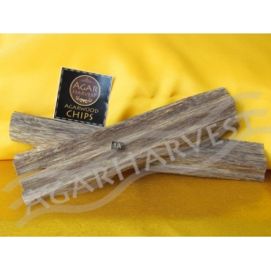 Agarwood Chips (1A Grade) 1000gm