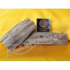 Agarwood Chips (2A Grade) 500gm