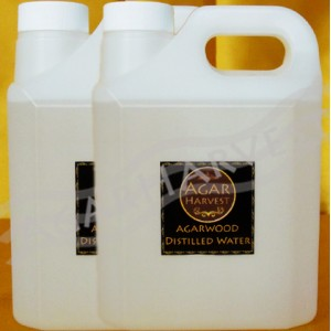 Agarwood Distilled Water 10Liter