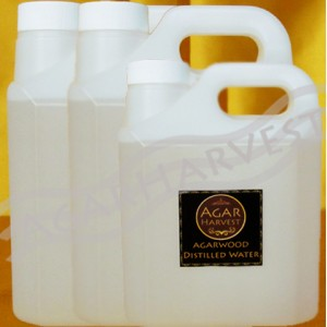 Agarwood Distilled Water 25Liter