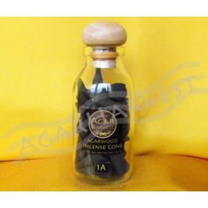 Agarwood Incense Cone (1A Grade) 24gm
