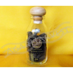 Agarwood Incense Cone (2A Grade) 24gm