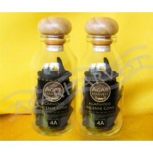 Agarwood Incense Cone (4A Grade) 48gm